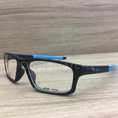 669bb29849 Oakley Crosslink Pitch Eyeglasses Satin Black OX8037-0152 Authentic 52mm