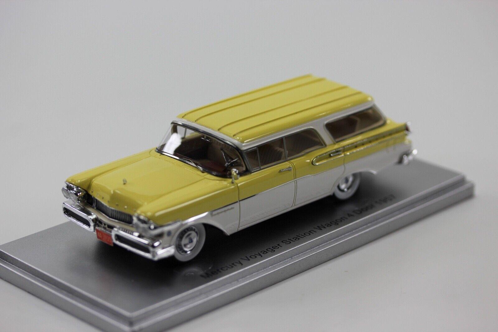 Kess Mercury Voyager Station Wagon 1957 Ford 1 43 Kess 43021020