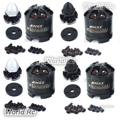 4x Emax Motor MT 2216 810KV Motor CW CCW Set Mulit Quad Copter - DJI MT2216-810A