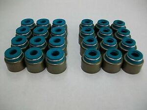 VSS1166 DNJ Set of 24 Valve Stem Seals New for Ram Truck Dodge 2500 3500 4500