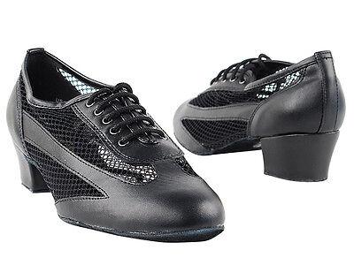 Women/'s Latin Very Fine Competitive Practice Dance Shoe PP204 Tan Satin Vegan