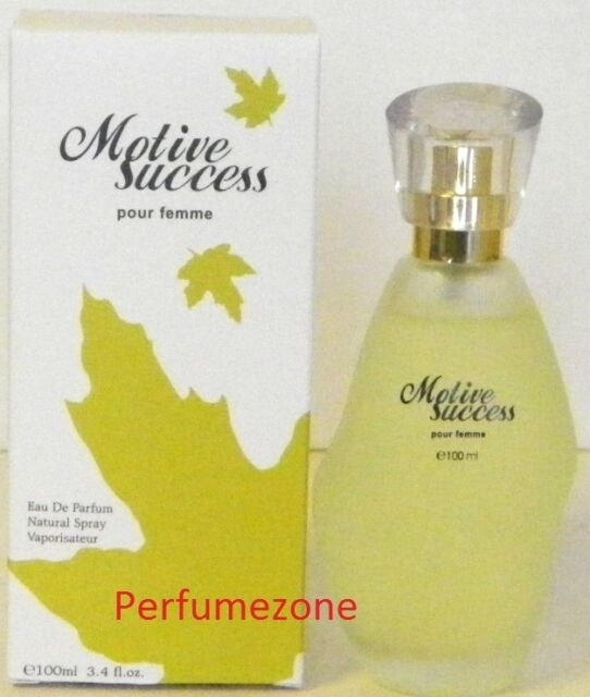 Brand new Motive Success Ladies perfumes 85ml Eau De Parfum for women
