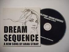 ARAB STRAP : DREAM SEQUENCE ♦ CD SINGLE PORT GRATUIT ♦