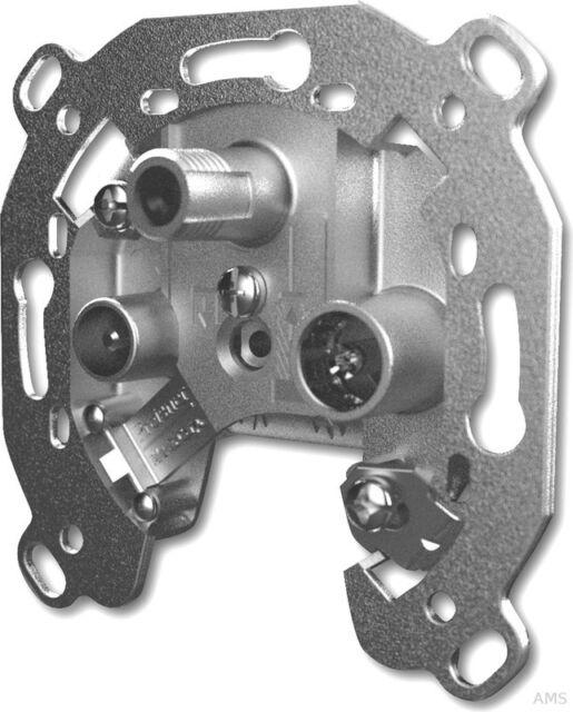 Preisner Televes SD33ST-DC Sat-Durchgangsdose 3-fach