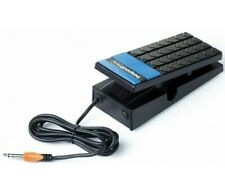 Bespeco Foot Switch Momentary Keyboard Sustain Foot Switch with Polarity Switch
