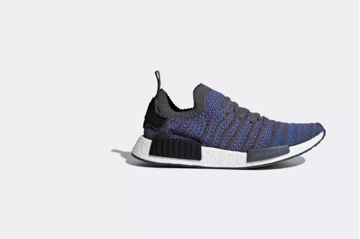 New Adidas Originals NMD R1 STLT Primeknit PK Boost shoes Men's Retail