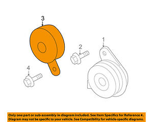 Details about TOYOTA OEM 07-14 Yaris Anti-Theft Alarm System-Horn 8656052010