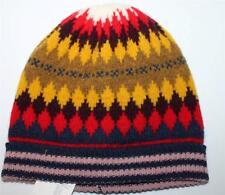 AUTH Burberry Children 100% Lambswool Beanie Hat XS