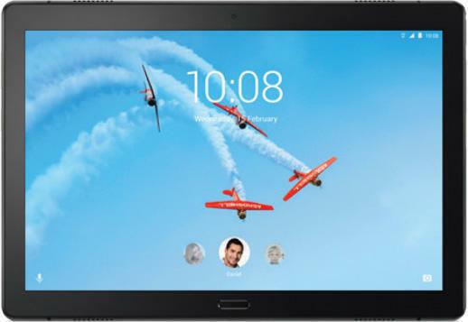 New Lenovo Smart Tab P10 TB-X705F 32GB, Wi-Fi, 10.1in - Aurora Black..