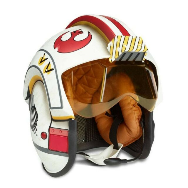 Star Wars Black Series casque électronique premium Luke Skywalker Helmet 621644