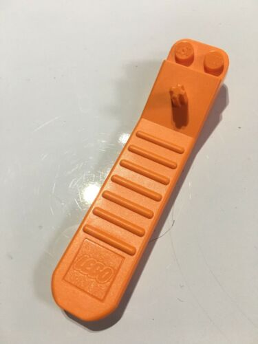 LEGO 2 x Brick Element Separator Orange Tool Splitter Separator Seperator 96874
