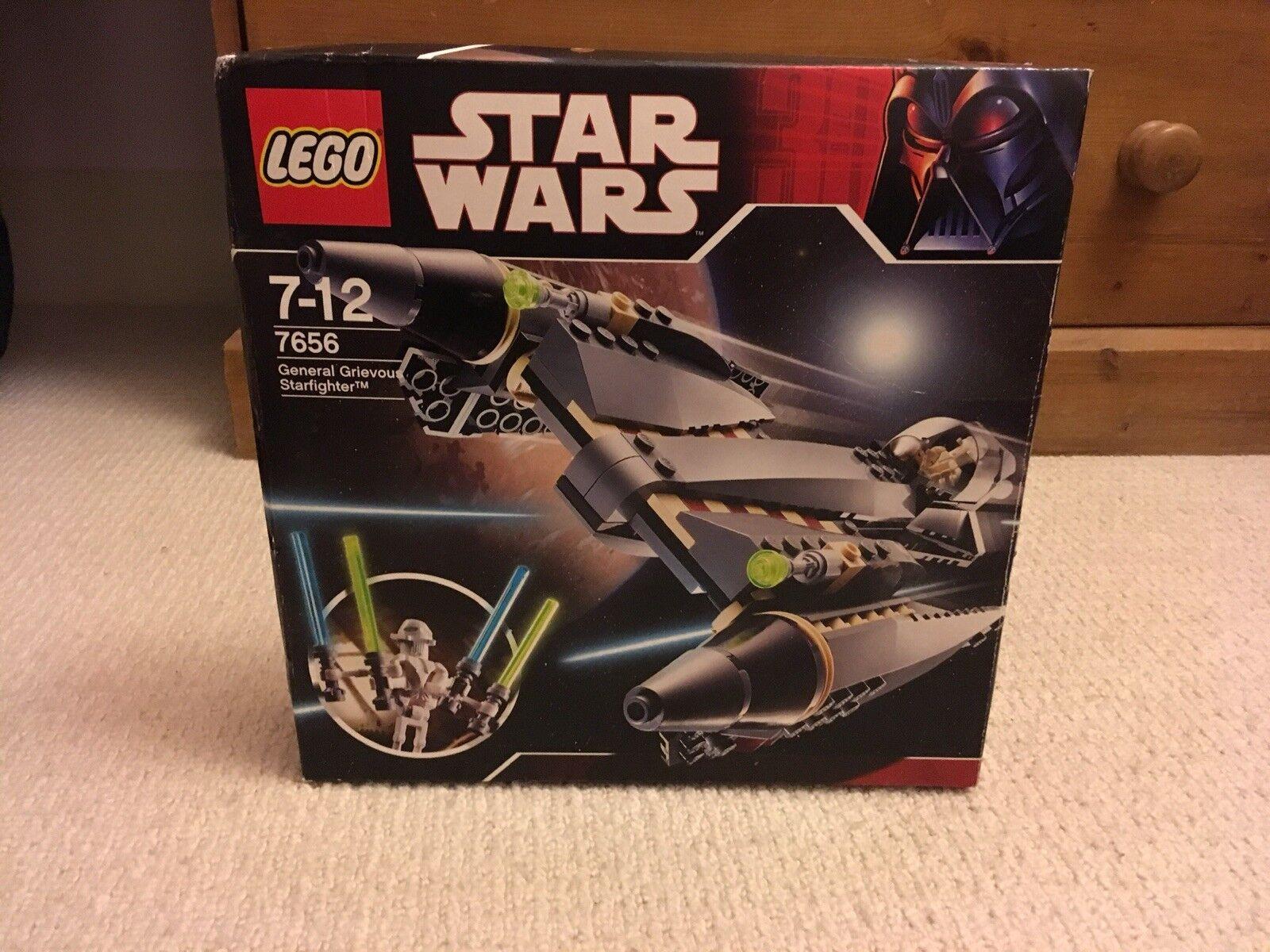 LEGO Star Wars 7656 Generale Grievous Starfighter