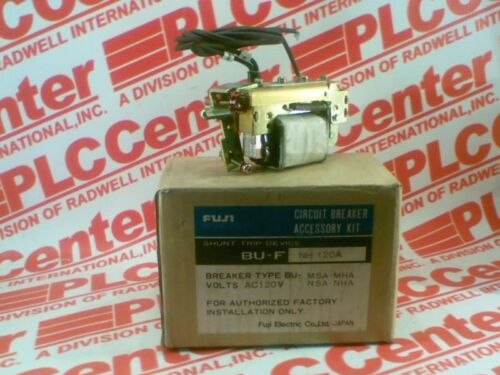 FUJI ELECTRIC BU-FNH120A NEW IN BOX BUFNH120A