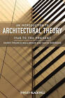 An Introduction to Architectural Theory: 1968 to the Present by David J. Goodman, Harry Francis Mallgrave (Paperback, 2011)