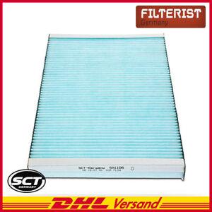 Sct-interior-polen-filtro-Bioactive-audi-a3-TT-Seat-Arosa-skoda-Octavia-1u2