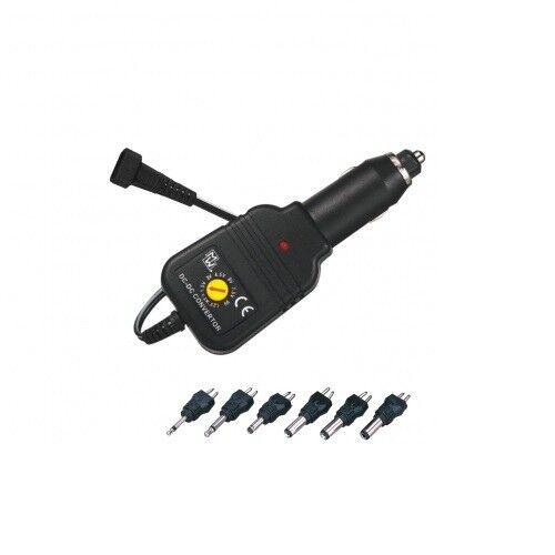 Skytronic 660.525 MW220 12V DC to DC Car Power Adapter Converter 800mA
