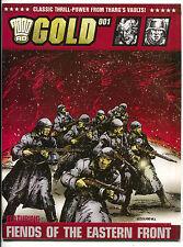 2000 AD Gold 1 Judge Dredd Megazine 201 Fleetway 2003 FN VF 152 153 - 161