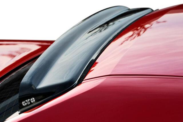 08-18 Challenger GTS Acrylic Smoke Solarwing Rear Window Deflector Spoiler 51162