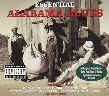 Essential Alabama Blues 2-CD NEW SEALED Big Mama Thornton/Dan Pickett/Ed Bell+
