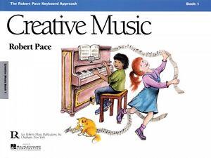 Creative Music Book 1 Pace Piano Education Livre Neuf 000372311-afficher Le Titre D'origine Divers ModèLes RéCents