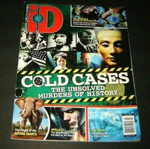 ID Ideas & Discoveries July 2020 Cold Cases Unsolved Murders
