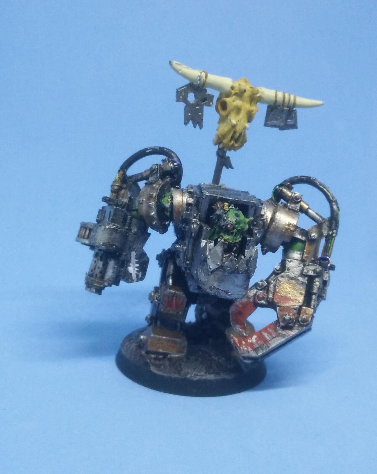 Ghazghkull Thraka - 28mm metal miniature (Orks - 40k)