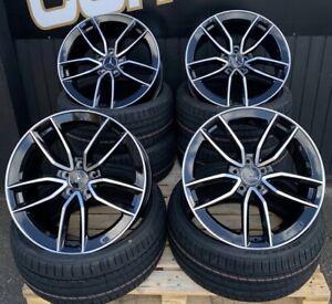 19 Zoll KT21 Alu Felgen für Mercedes GLK V Klasse Vito Mixto Tourer 638 638/2