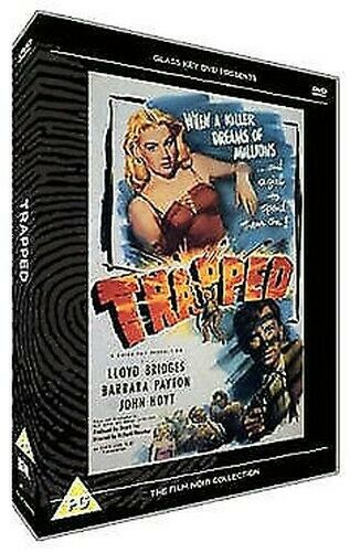 Trapped DVD Nuovo DVD (REV249.UK.DR)