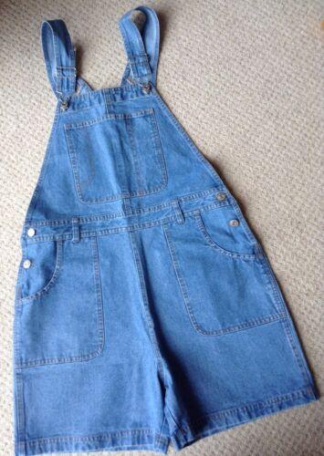 Shorts Nuovo Dungaree donna 12 blu taglia Denim rxYr81w4