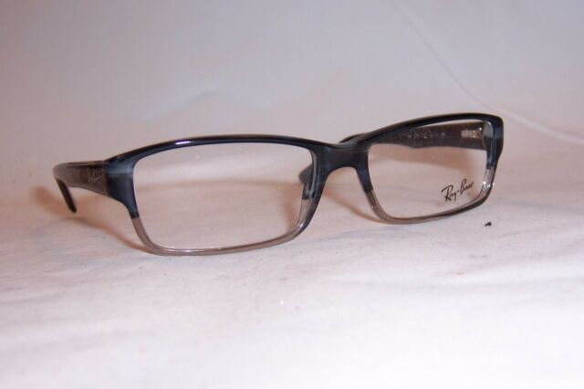 099499dcfd3 NEW Ray Ban EYEGLASSES RB RX 5169 RB5169 GRAY HORN RX5169 5540 54mm  AUTHENTIC