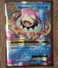 Pokemon Card MEGA SLOWBRO EX Ultra Rare Evolutions 27/108 ***MINT***