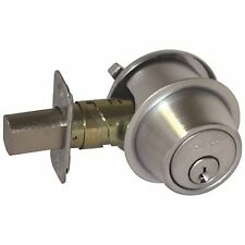 Schlage Everest 29 B560P6 S123-605 Polished Brass Single Cylinder Deadbolt