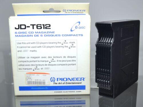 ♫ Pioneer jd-t612 6 veces CD revista nos
