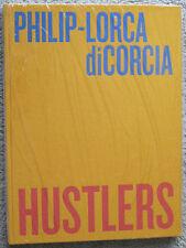 RARE! TRUE 1st Edition Philip-Lorca diCorcia Hustlers HARDCOVER Steidl SEALED!