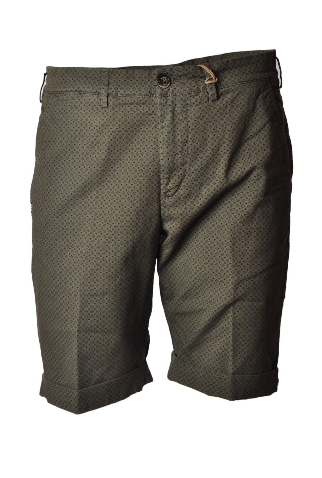 40 Weft - Pantaloni-Bermuda - Uomo - verde verde verde - 5135710H181104 0d0607