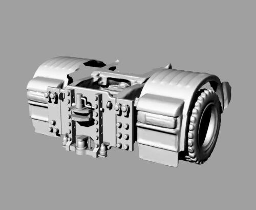 M1:50 zurüstteil para Conrad Man-tgs agraria dispositivos - o similares 3d placa de soporte H V