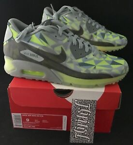 reputable site 84f9b 1f0cc Image is loading VTG-NEW-NIKE-AIR-MAX-90-ICE-PACK-