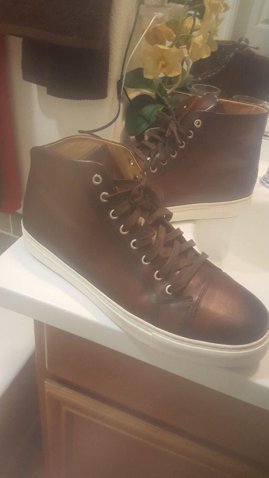 Magnnani Marlo Hi Top Sneakers