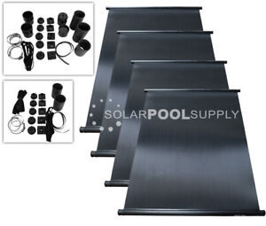 4/'x12/'  Swimming Pool Solar Heater Panel
