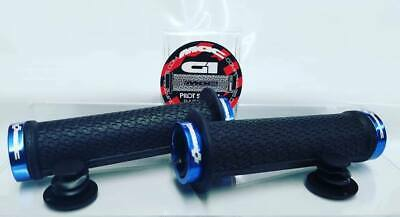 MAC G1 Pilot System Lock On Grips 130mm Bmx//Mountain Bike Pick Your Color