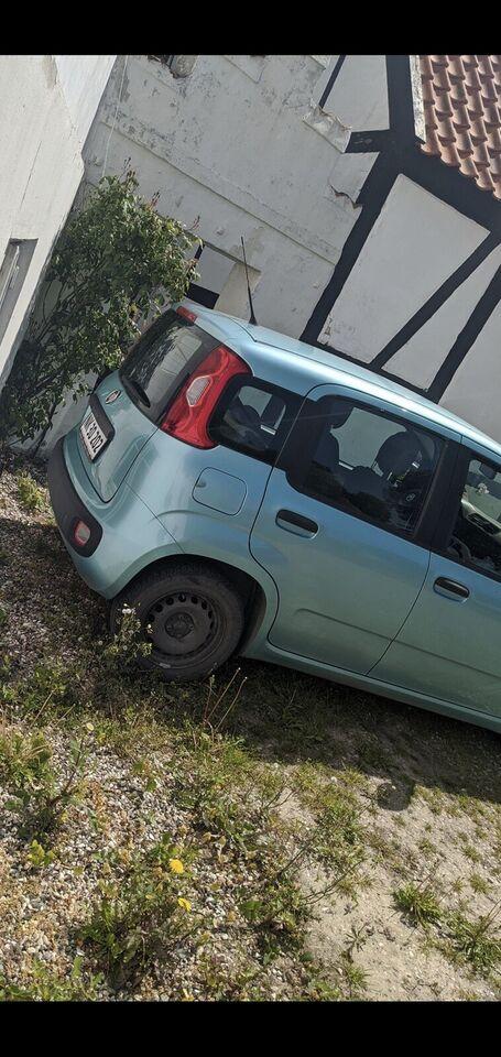Fiat Panda, 0,9 TwinAir 60 Popstar Blue, Benzin