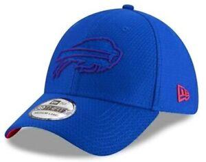 Buffalo-Cuentas-NFL-New-Era-39THIRTY-Entrenamiento-Camp-Beisbol-Hat-M-LARGA