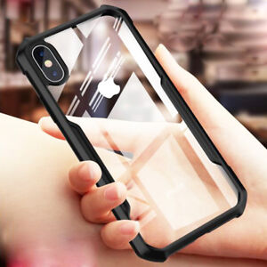 Ultra-360-Shockproof-Armor-Case-For-iPhone-XS-Max-XR-Rugged-Cushion-Back-Cover