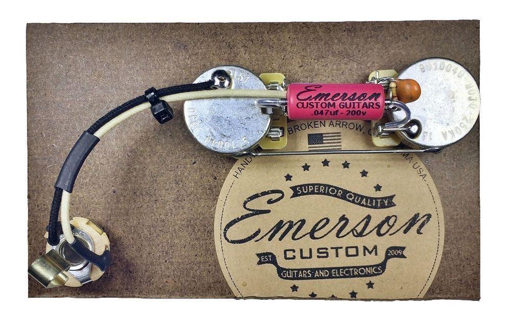 Emerson Custom P-Bass PrewiROT Kit