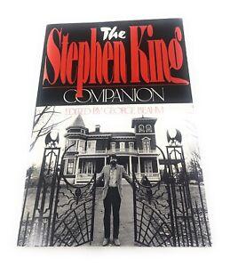 The Stephen King Companion PDF Free Download