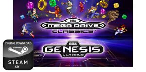Sega-MEGA-DRIVE-and-GENESIS-Classics-enthaelt-59-Spiele-PC-STEAM-Key