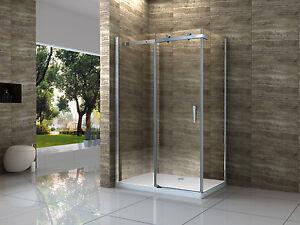 Glasschiebetür dusche