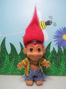 "GROOM 5/"" Russ Troll Doll NEW IN BAG"