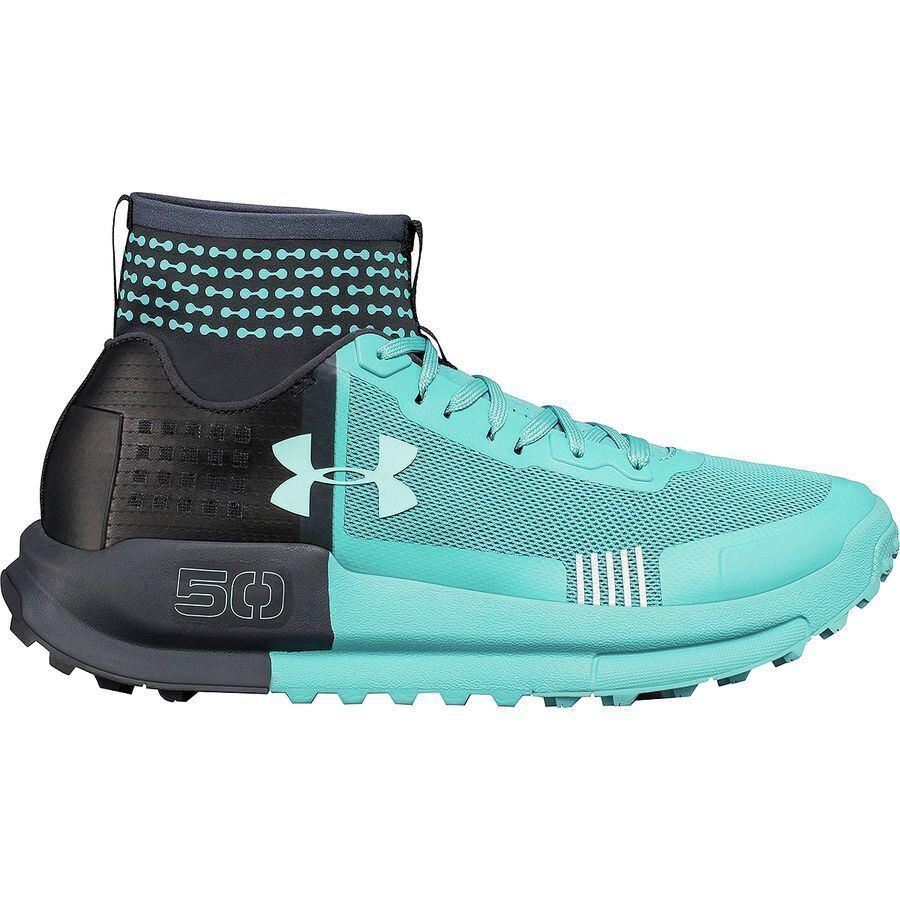 Under Armour Horizon 50 Shoes (7 Women US) Anthricite / Desert Sky