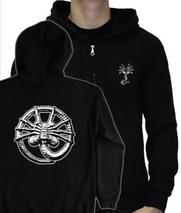 Image Is Loading ALIEN FACE HUGGER S 5XL HOODIE Movies H R